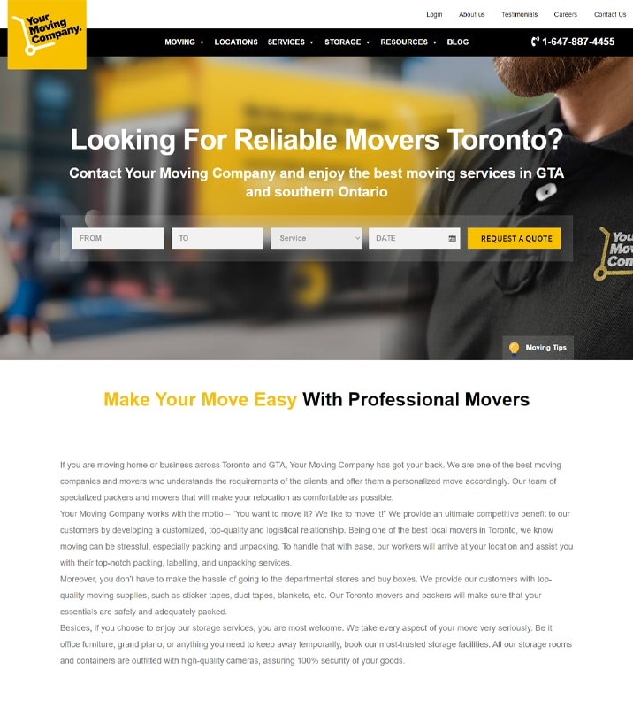 Your Moving Company