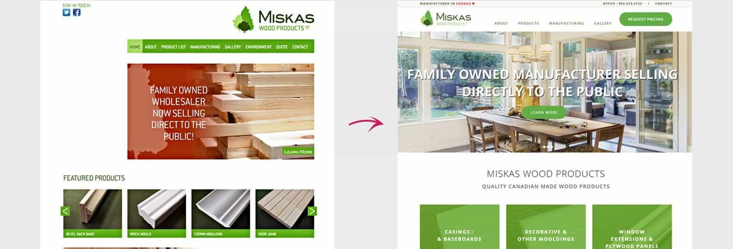 miskas wood