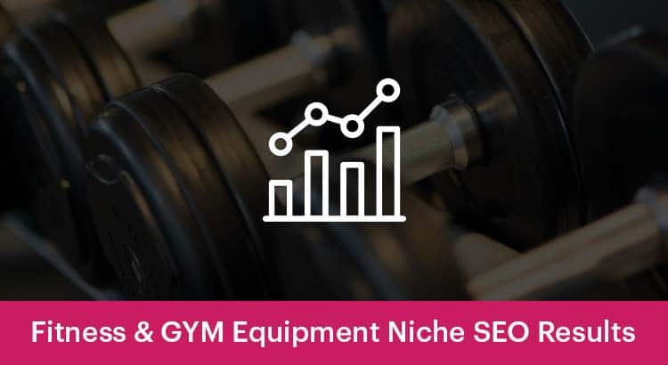 Gym & Fitness SEO Results